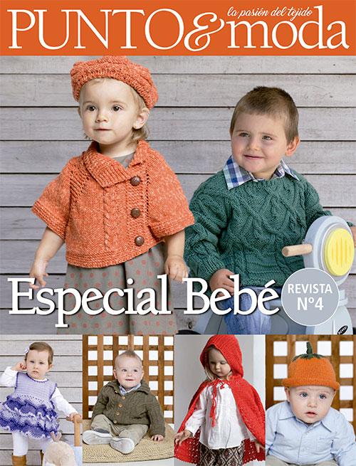 revista Punto y Moda especial bebé