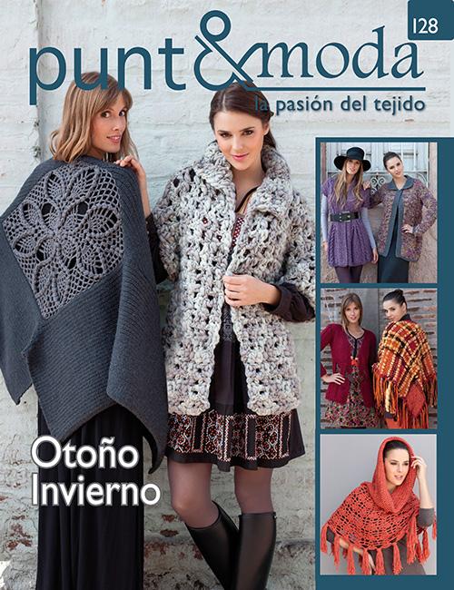 Revista Punto y Moda N°129 Otoño Invierno