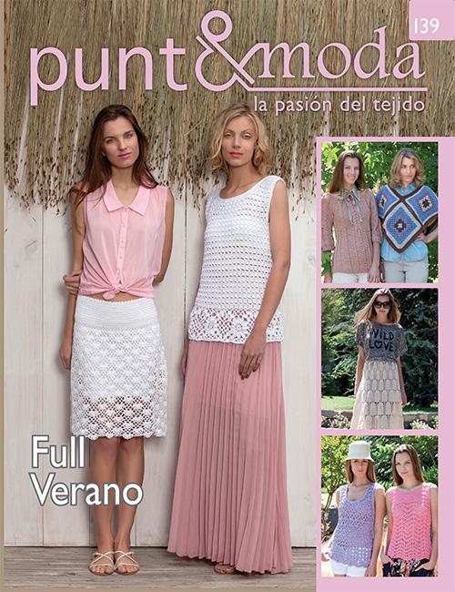 Revista Punto y Moda N 139 Verano