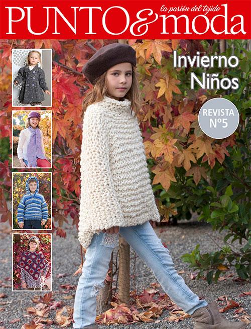 revista punto y moda especial niños