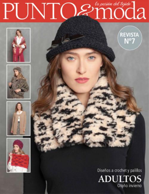 Revista Punto y Moda otoño invierno