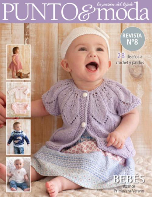 revista punto y moda especial bebes