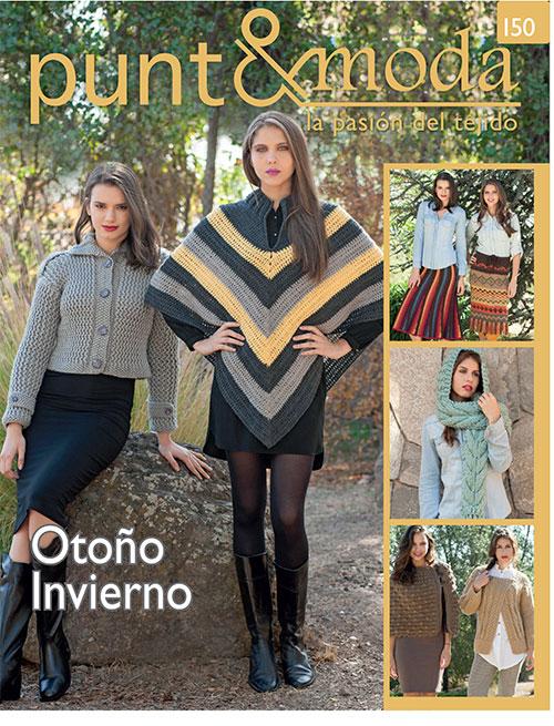 Revista Punto y Moda N°150