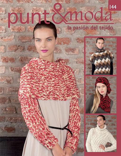 Revista Punto y Moda especial mujer otoño invierno
