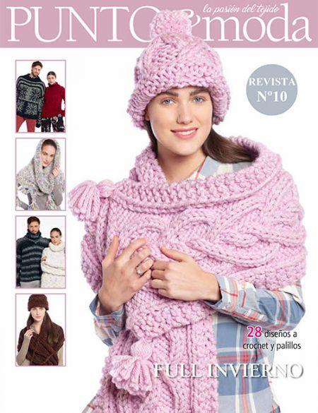 Revista Punto y Moda Full Invierno
