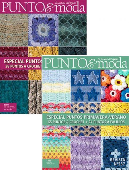 revista punto y moda especial puntos2x1