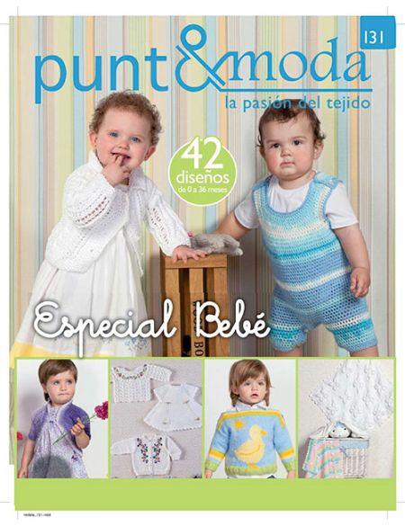 Revista Punto y Moda N°131