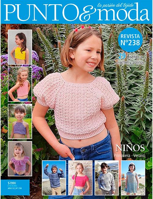 Revista punto y moda 238