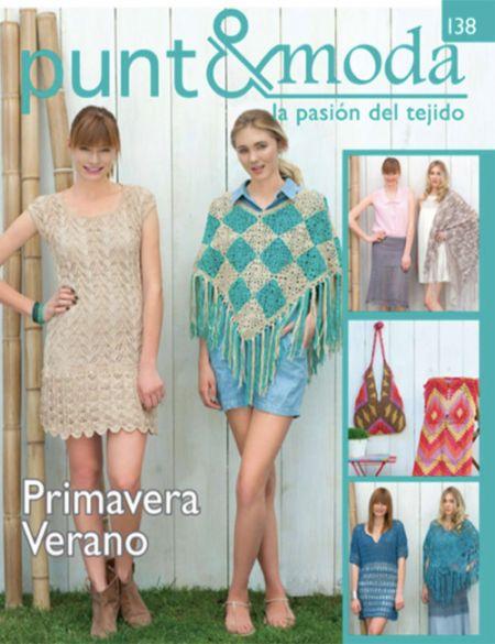 revista punto y moda 138