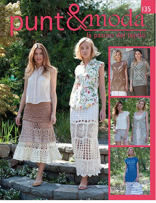Revista Punto y Moda N 135