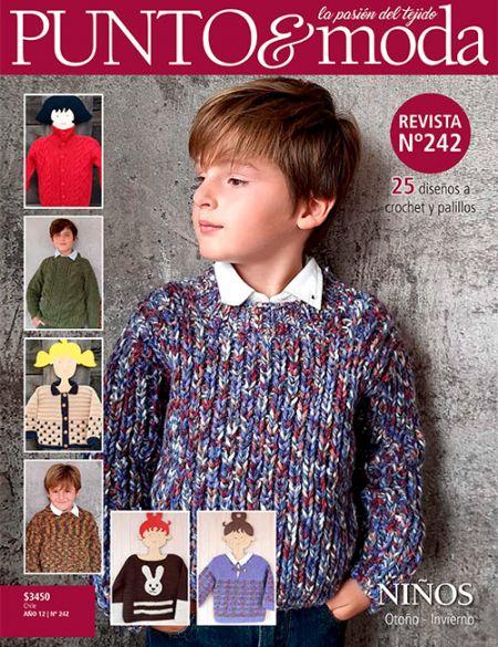 Revista 242 Punto y Moda