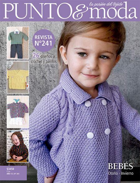 revista Punto y Moda N° 241