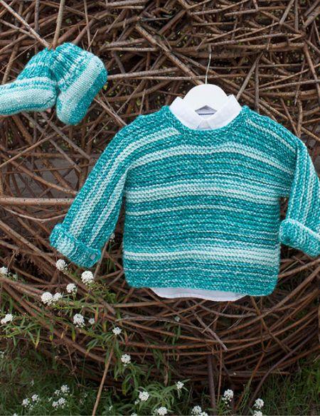 conjunto sweater y zapatitos