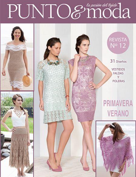 Revista Punto y Moda N°12