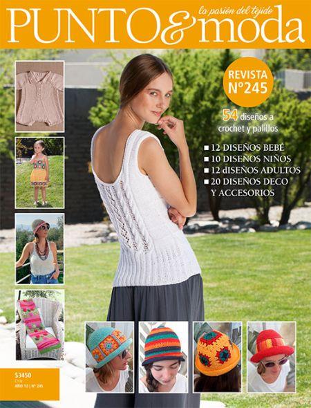 Revista Punto y Moda 245